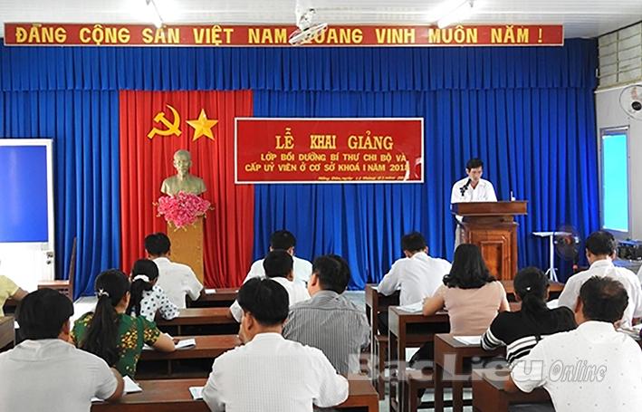 Ban Tuyên giáo Huyện ủy Hồng Dân: Làm tốt công tác định hướng tư tưởng