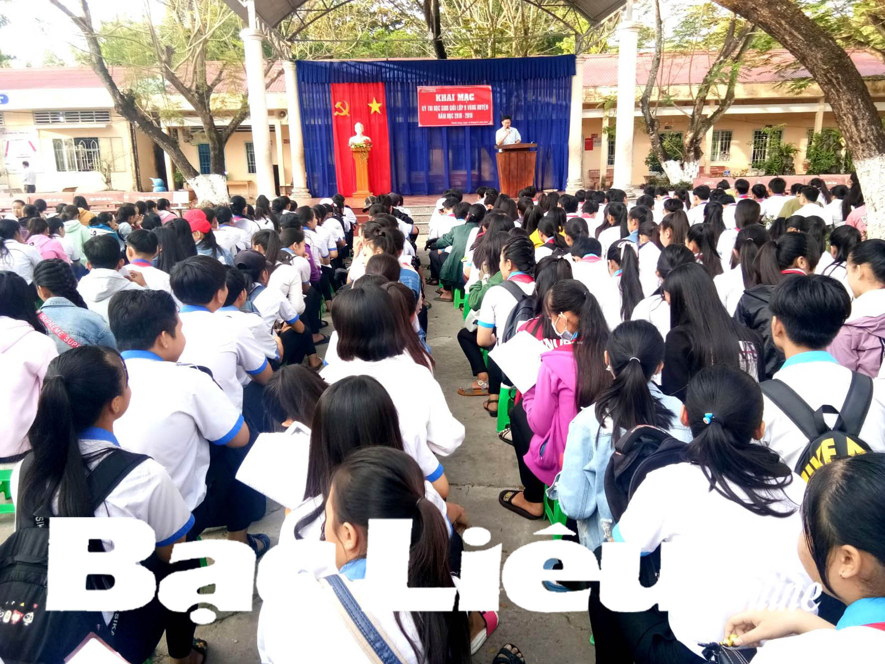 Phòng GD-ĐT huyện Phước Long: Tổ chức thành công kỳ thi chọn học sinh giỏi lớp 9 vòng tỉnh