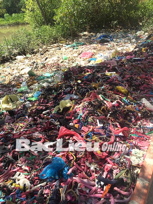 Cần có giải pháp xử lý rác thải nông thôn