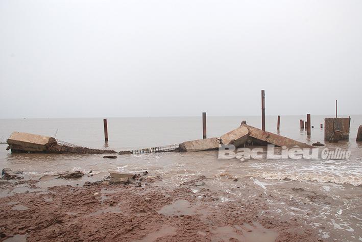 Chủ động phòng chống sạt lở bờ biển