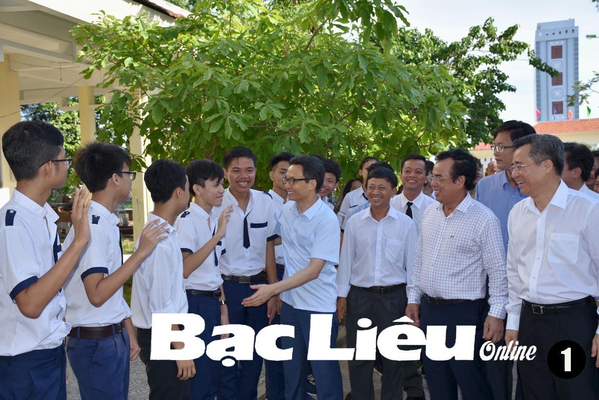 Các dân tộc thiểu số tỉnh Bạc Liêu: Đoàn kết, phát huy nội lực, hội nhập và phát triển