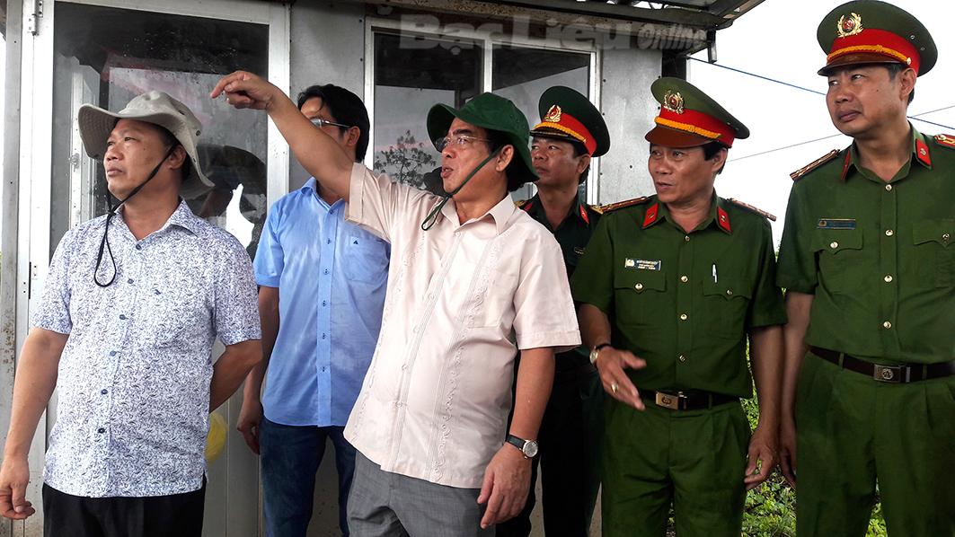 Ông Huỳnh Quốc Ca - Chủ tịch UBND TP. Bạc Liêu: Tập trung giải phóng mặt bằng ở các dự án động lực