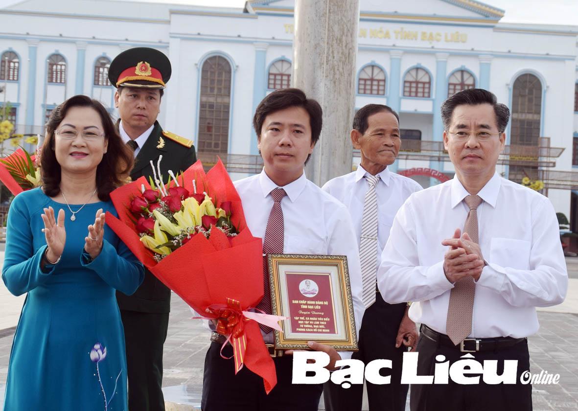 Phan Khánh Duy: Thầy giáo, đảng viên trẻ tiêu biểu