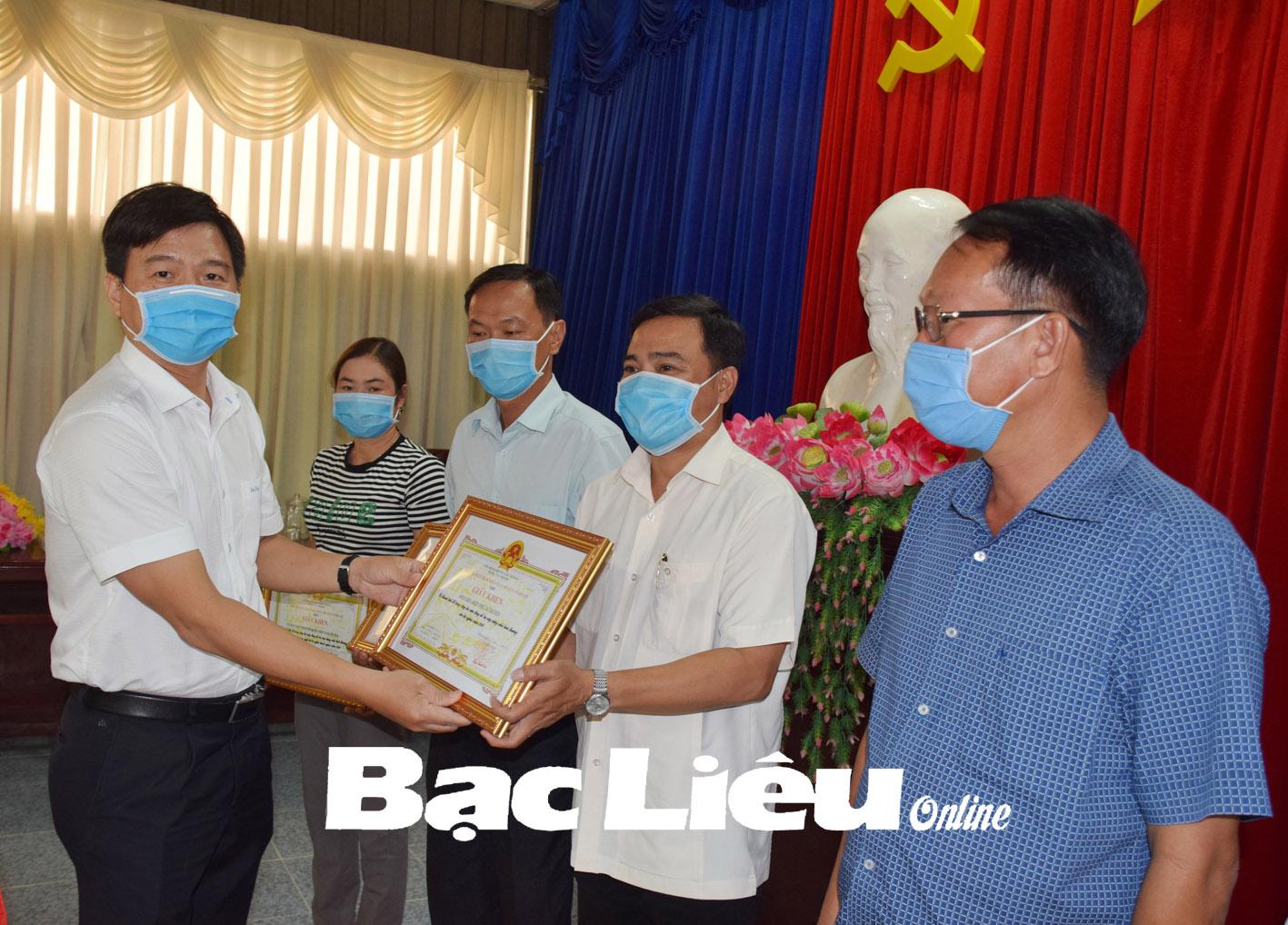 Huyện Vĩnh Lợi: Quyết tâm giảm nghèo bền vững và chống tái nghèo