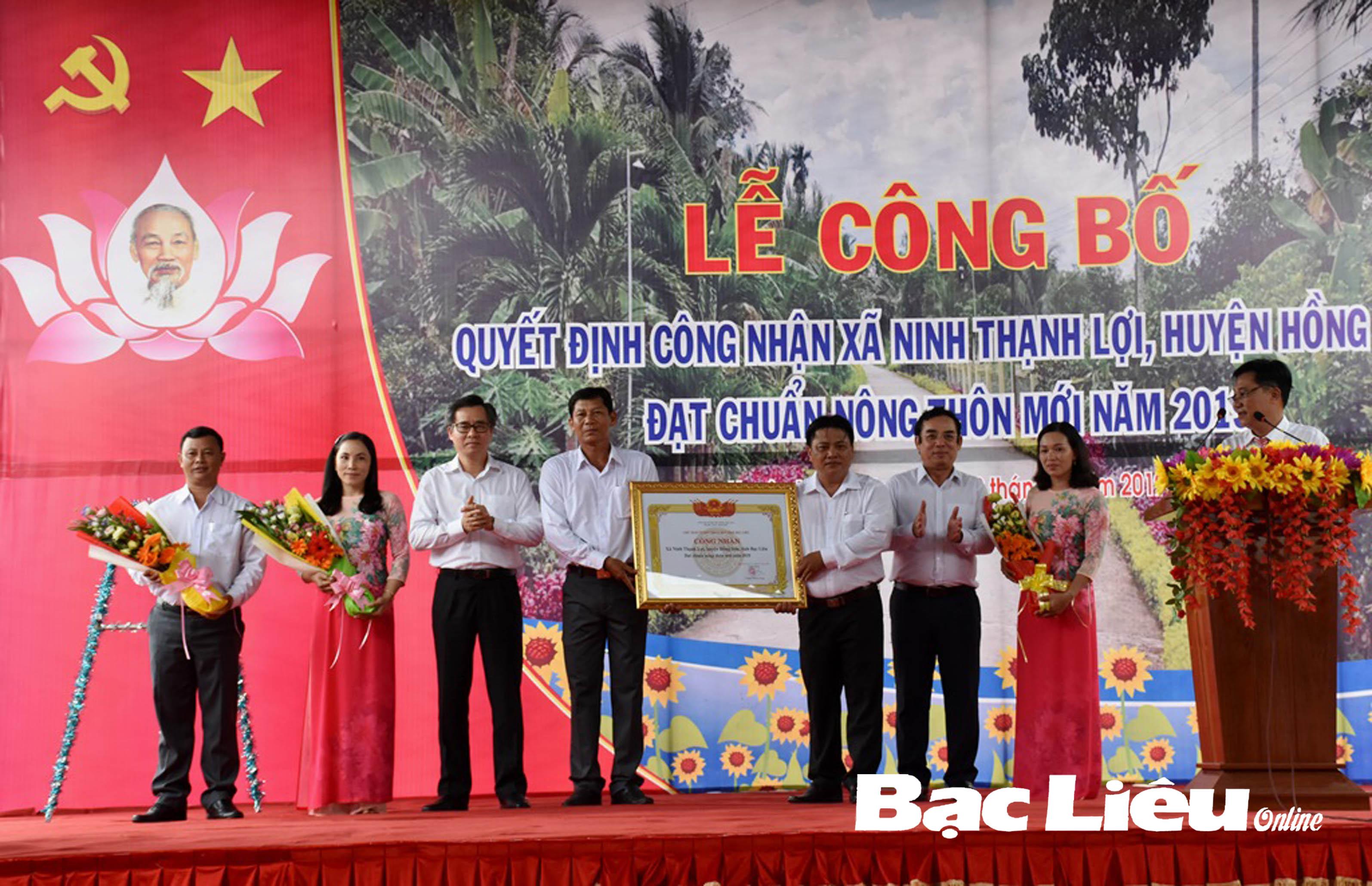 Huyện Hồng Dân: Thành công với khát vọng đột phá