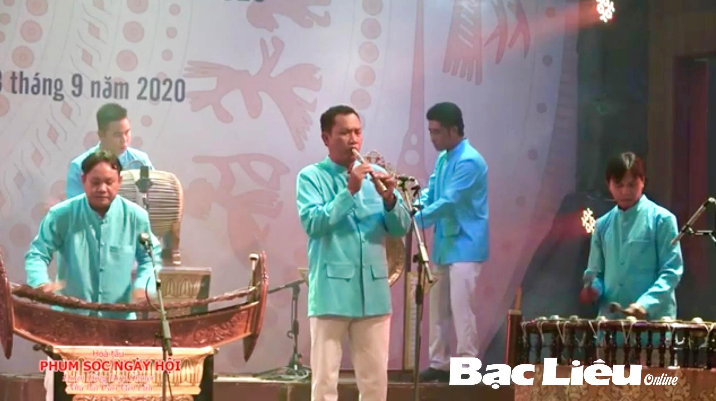 Cần cơ chế đãi ngộ cho nhân tài hoạt động văn hóa - nghệ thuật Khmer