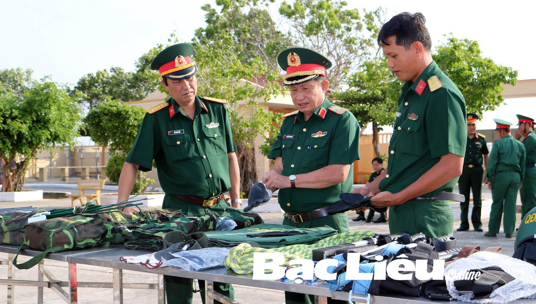 Bộ Chỉ huy Quân sự tỉnh: Chuẩn bị chu đáo, sẵn sàng cho mùa huấn luyện mới