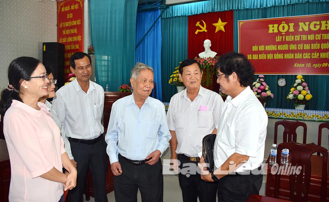 Kỳ vọng của cử tri đối với các ứng cử viên ĐBQH và đại biểu HĐND các cấp