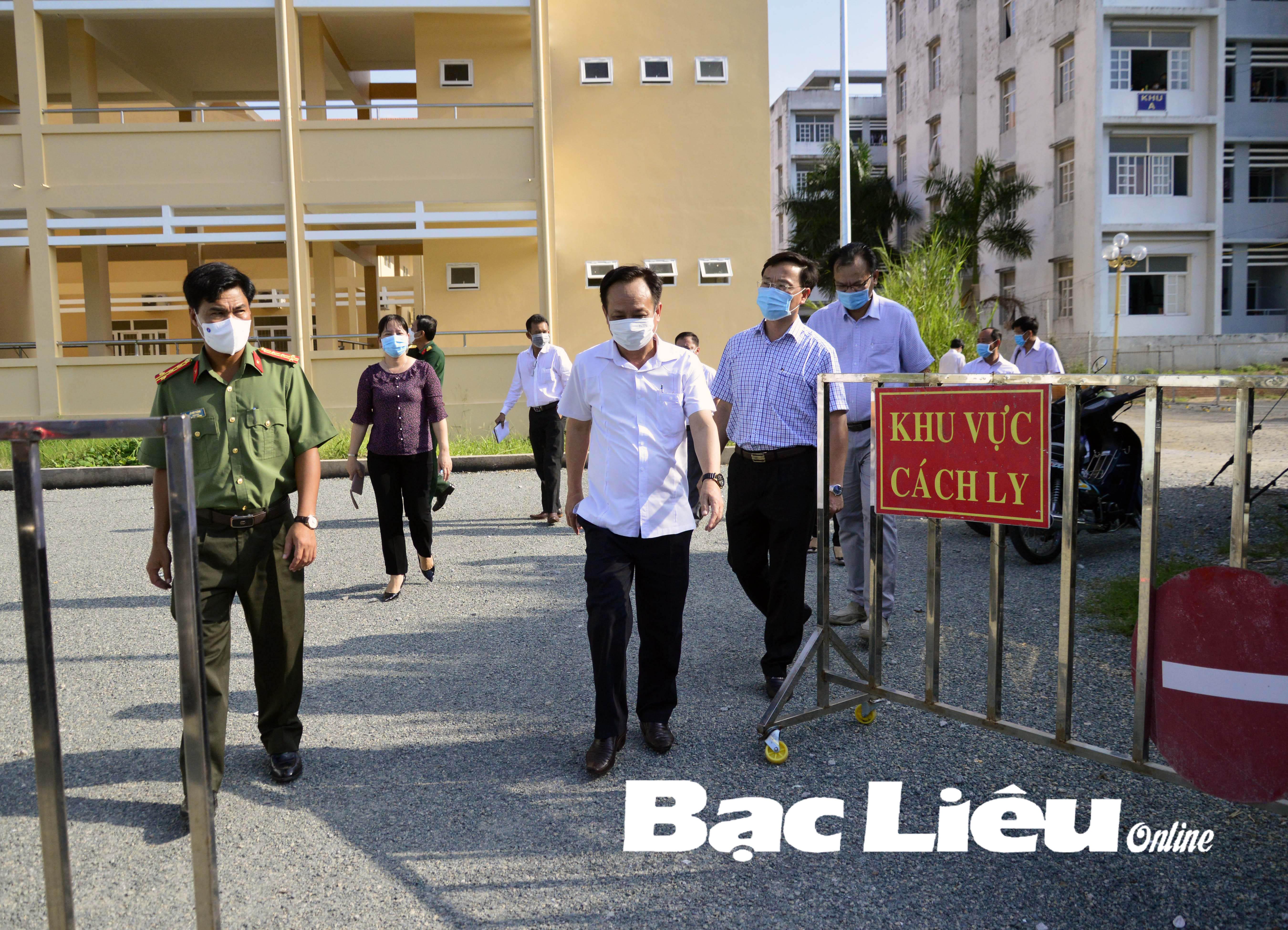 Chủ tịch UBND tỉnh - Phạm Văn Thiều: Đề cao cảnh giác, quyết liệt thực hiện các biện pháp phòng, chống dịch bệnh COVID-19
