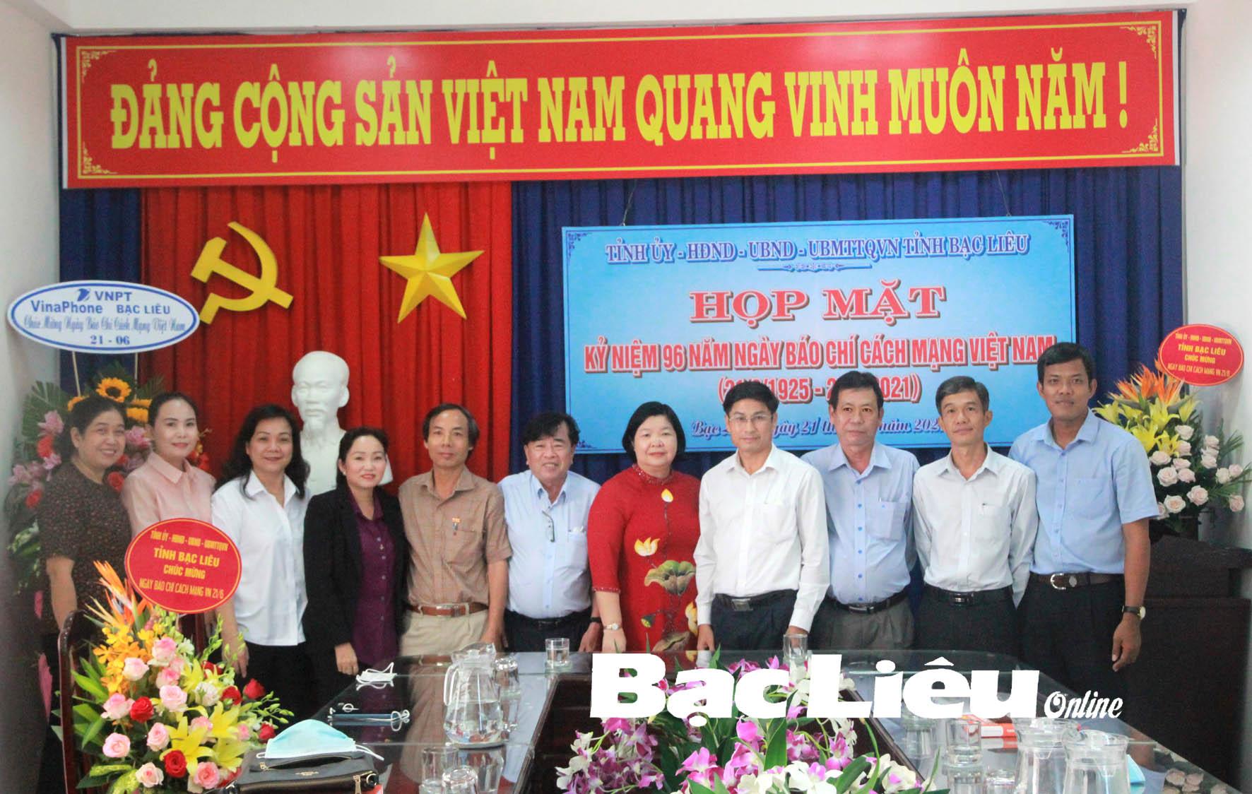 """Bà Cao Xuân Thu Vân - Phó Chủ tịch UBND tỉnh: """"Bạc Liêu mong đón nhận nhiều tác phẩm báo chí đa giá trị"""""""