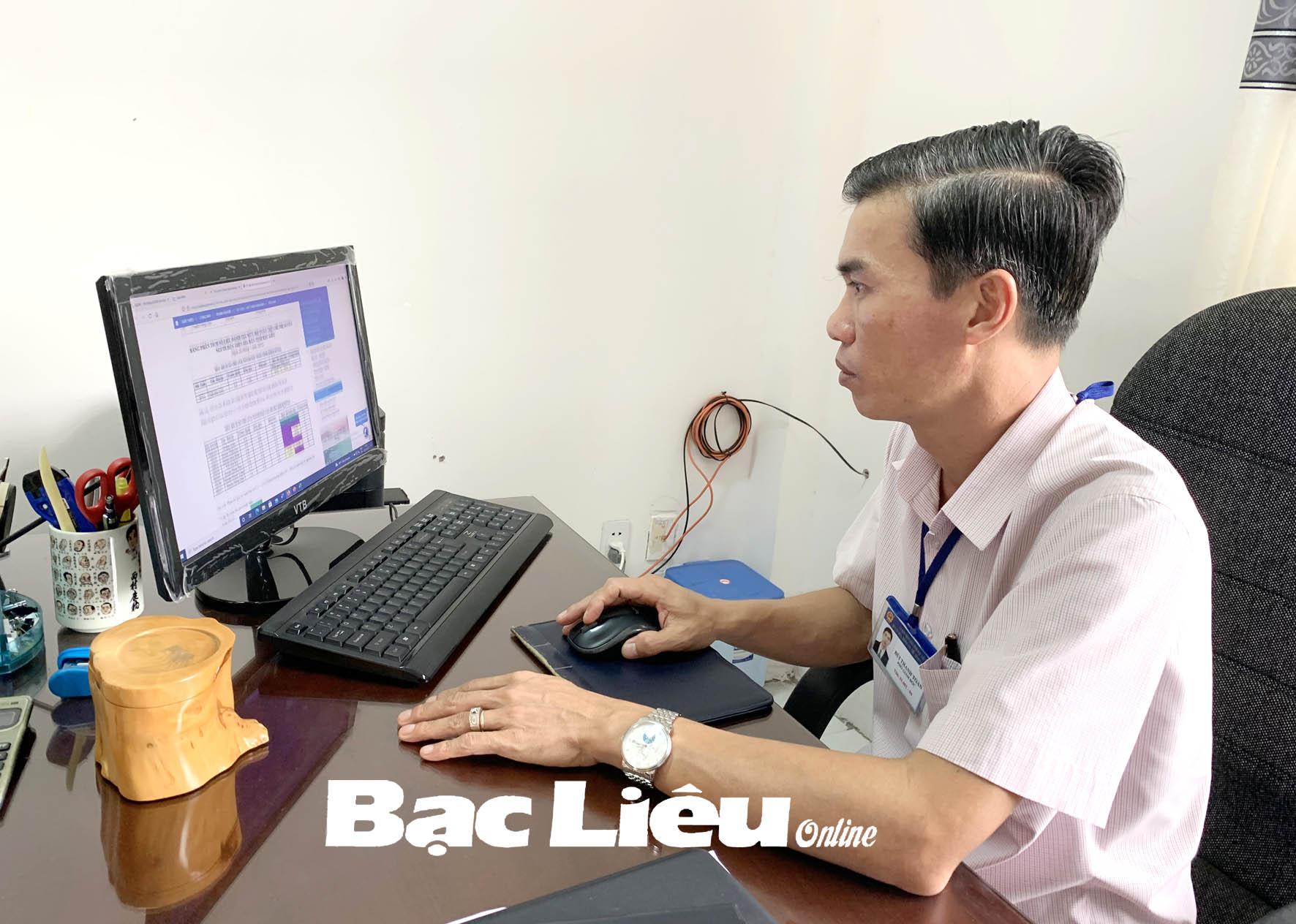 Ứng dụng công nghệ thông tin phục vụ phòng, chống dịch