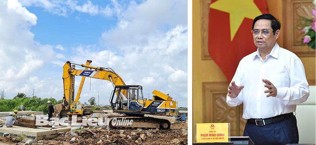 Thủ tướng Chính phủ - Phạm Minh Chính: Huy động cả hệ thống chính trị vào cuộc để hoàn thành giải ngân vốn đầu tư công