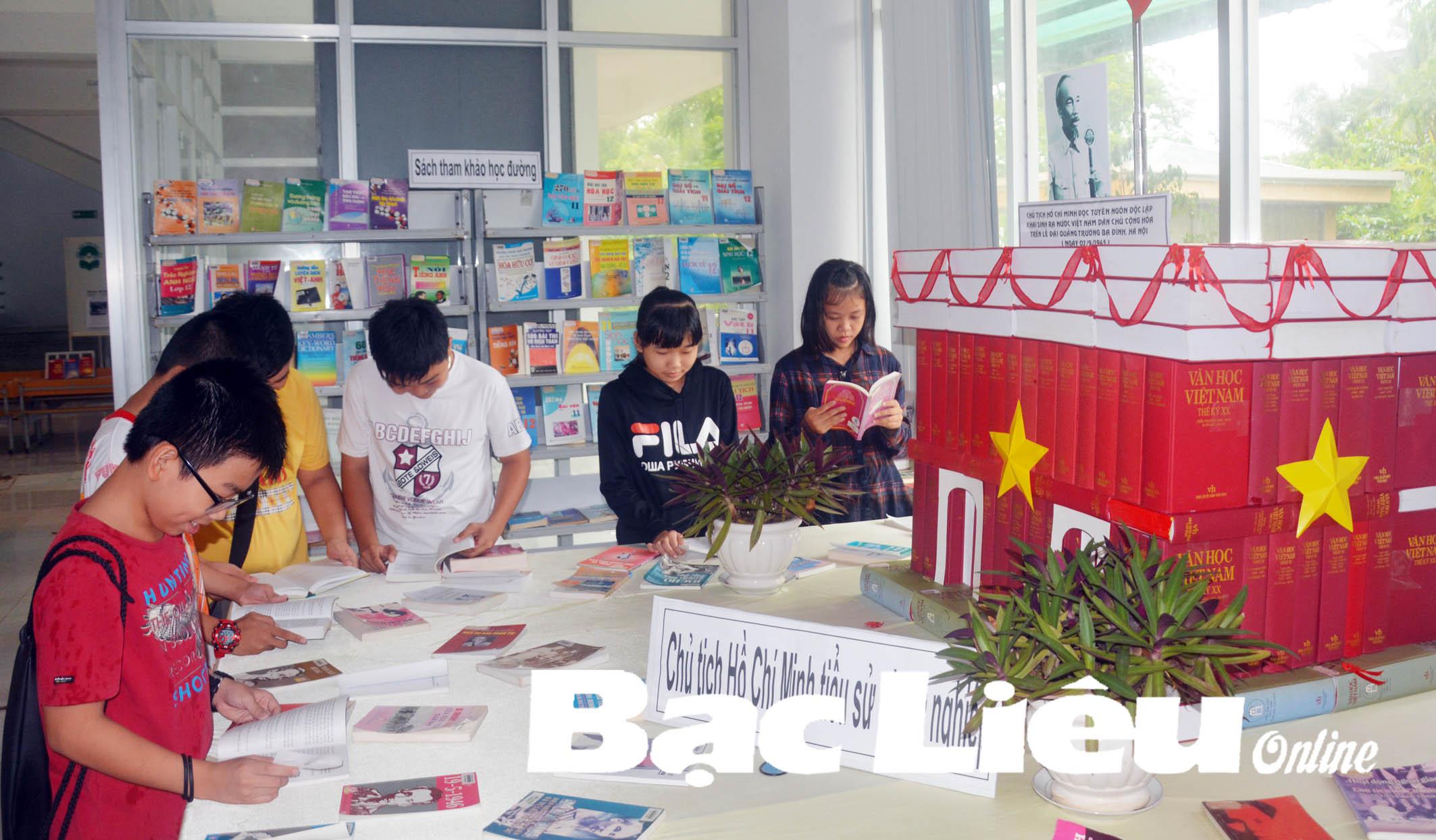 Hướng mở cho văn hóa đọc